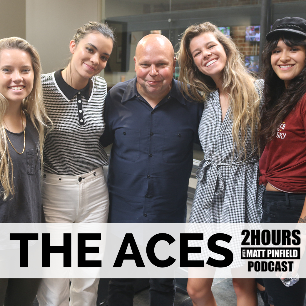 The Aces Pod SQUARE