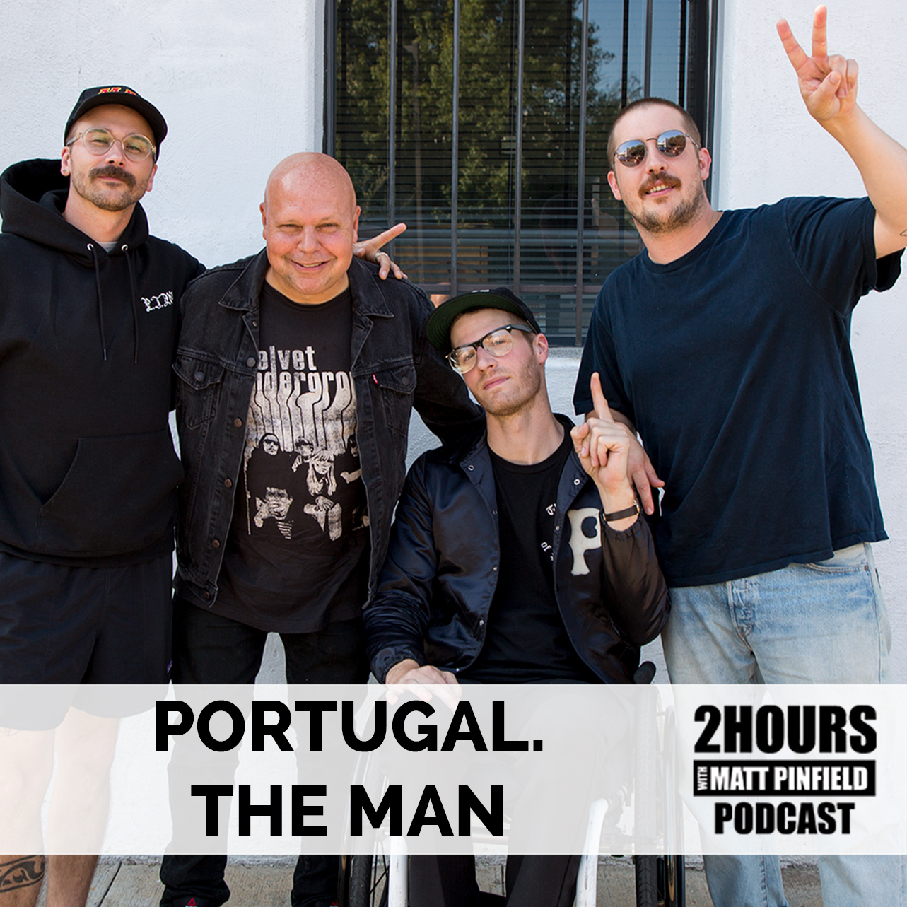 Portugal The Man Pod SQUARE