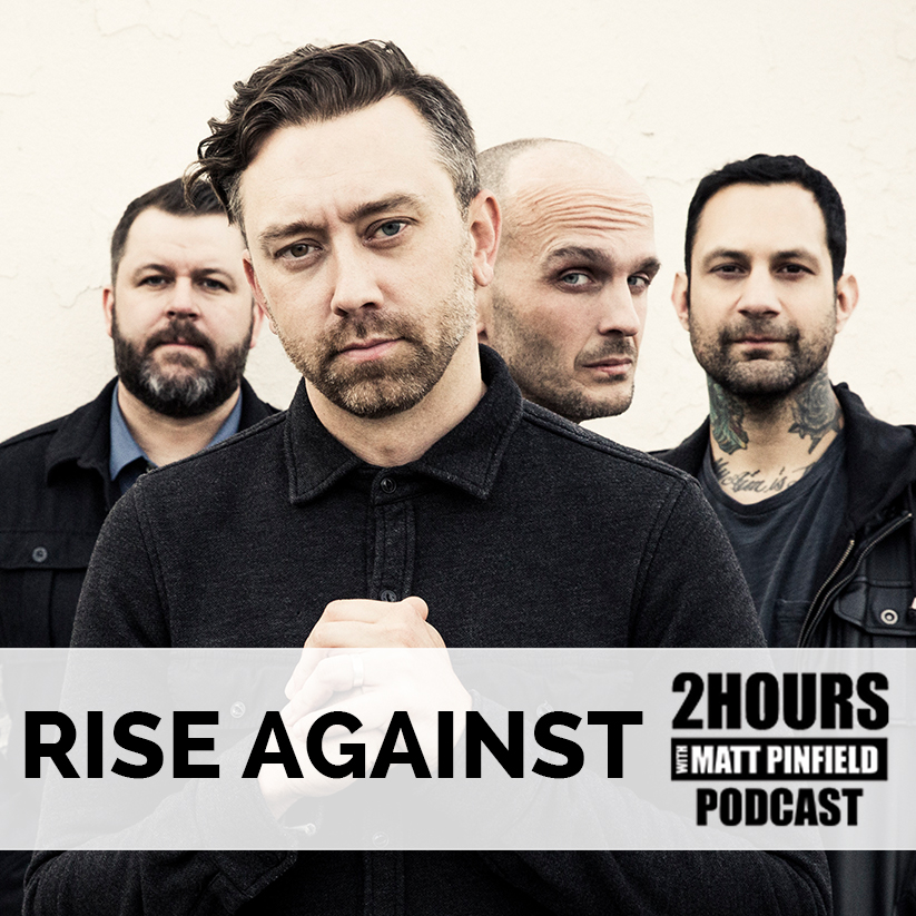 Rise Against Pod SQUARE