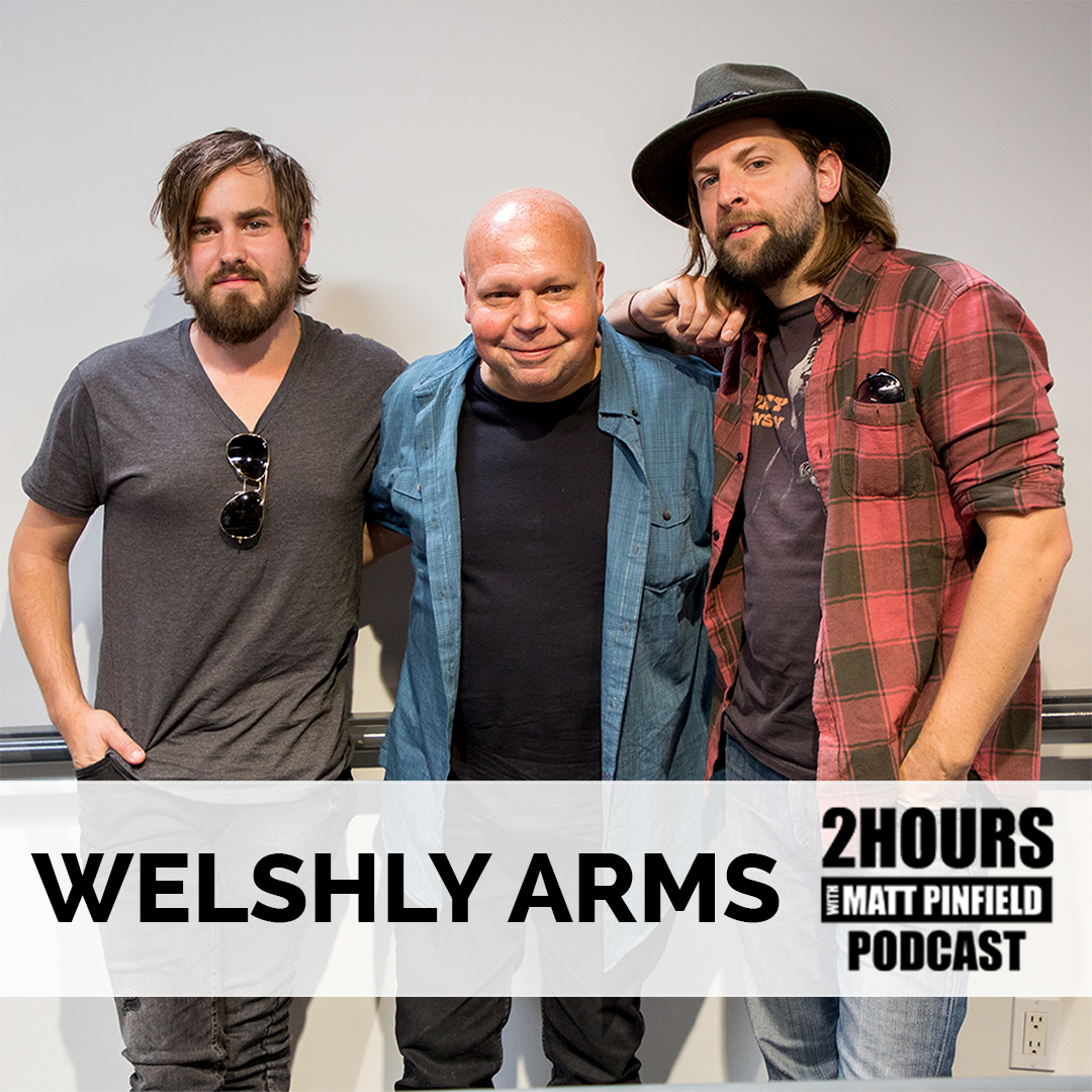 Podcast: Welshly Arms