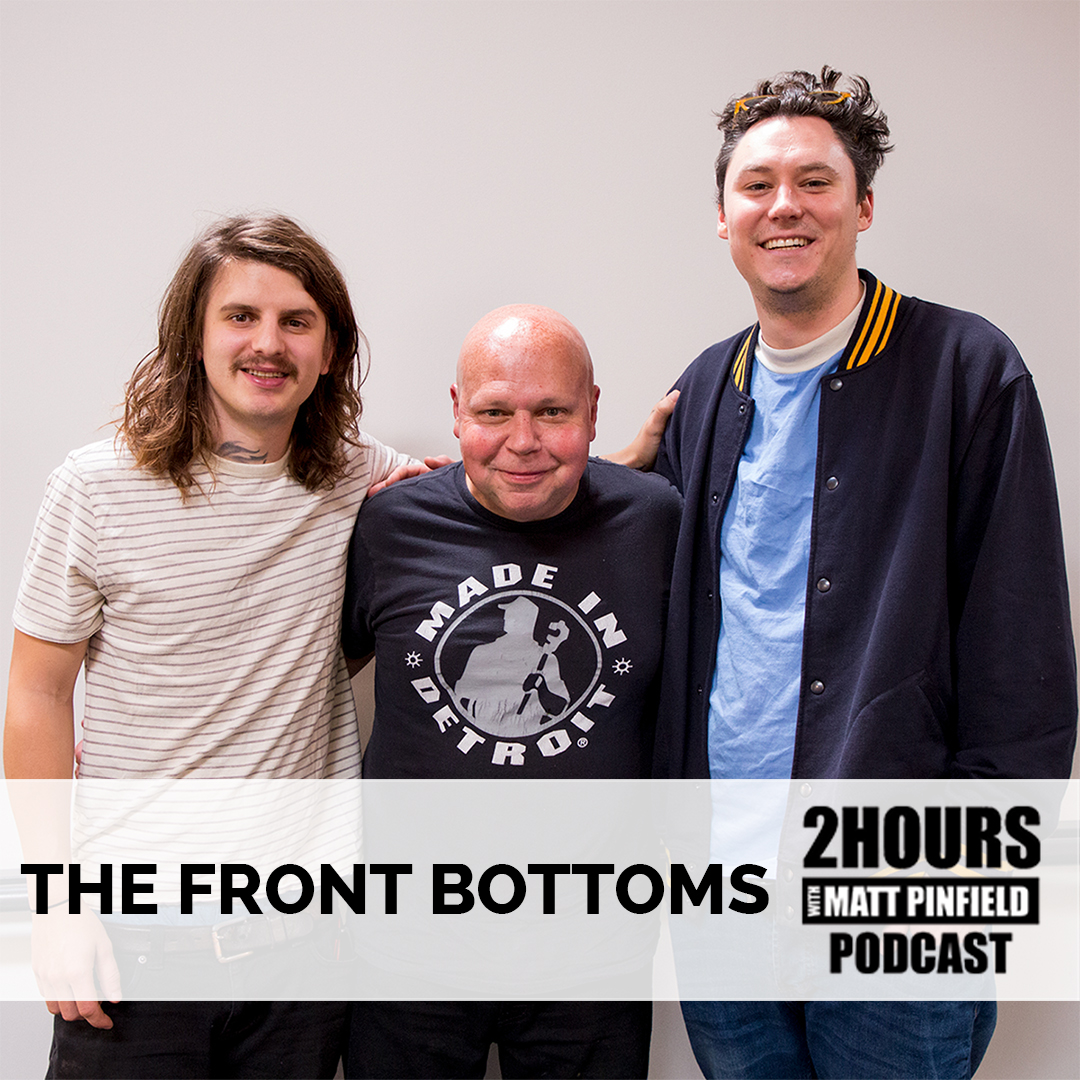 Front Bottoms Pod SQUARE