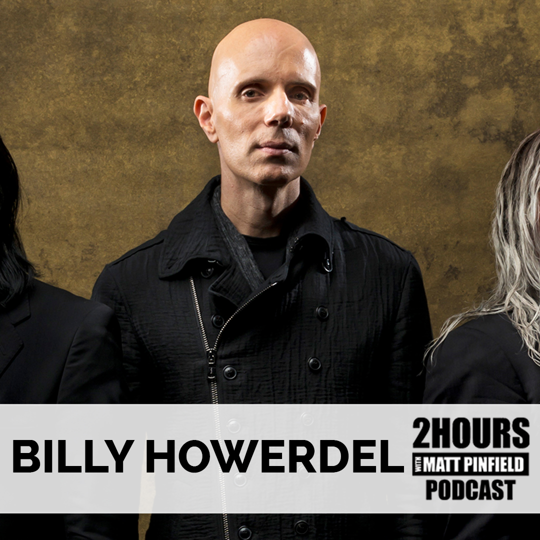 Billy Howerdel Pod SQUARE