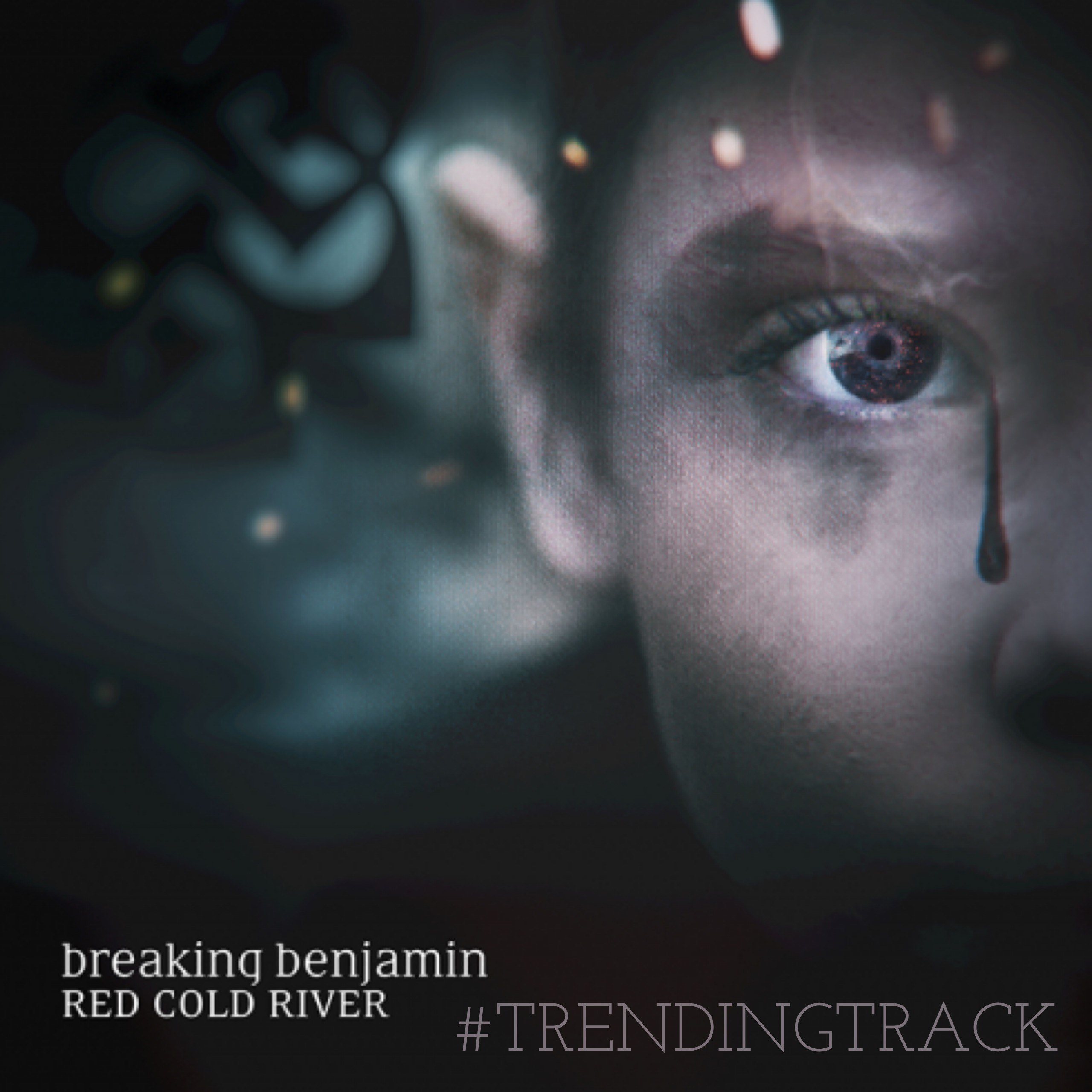 Breaking Benjamin Red Cold River TT SQUARE