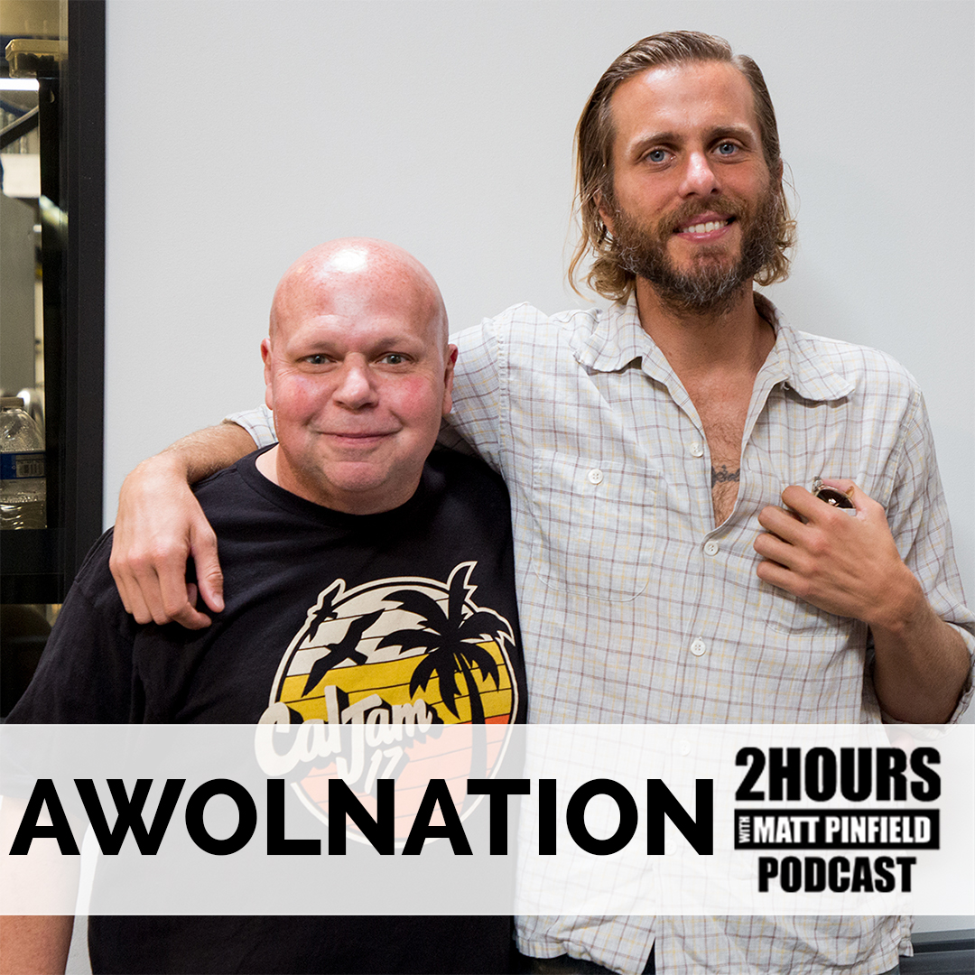 Awolnation Pod 02 SQUARE
