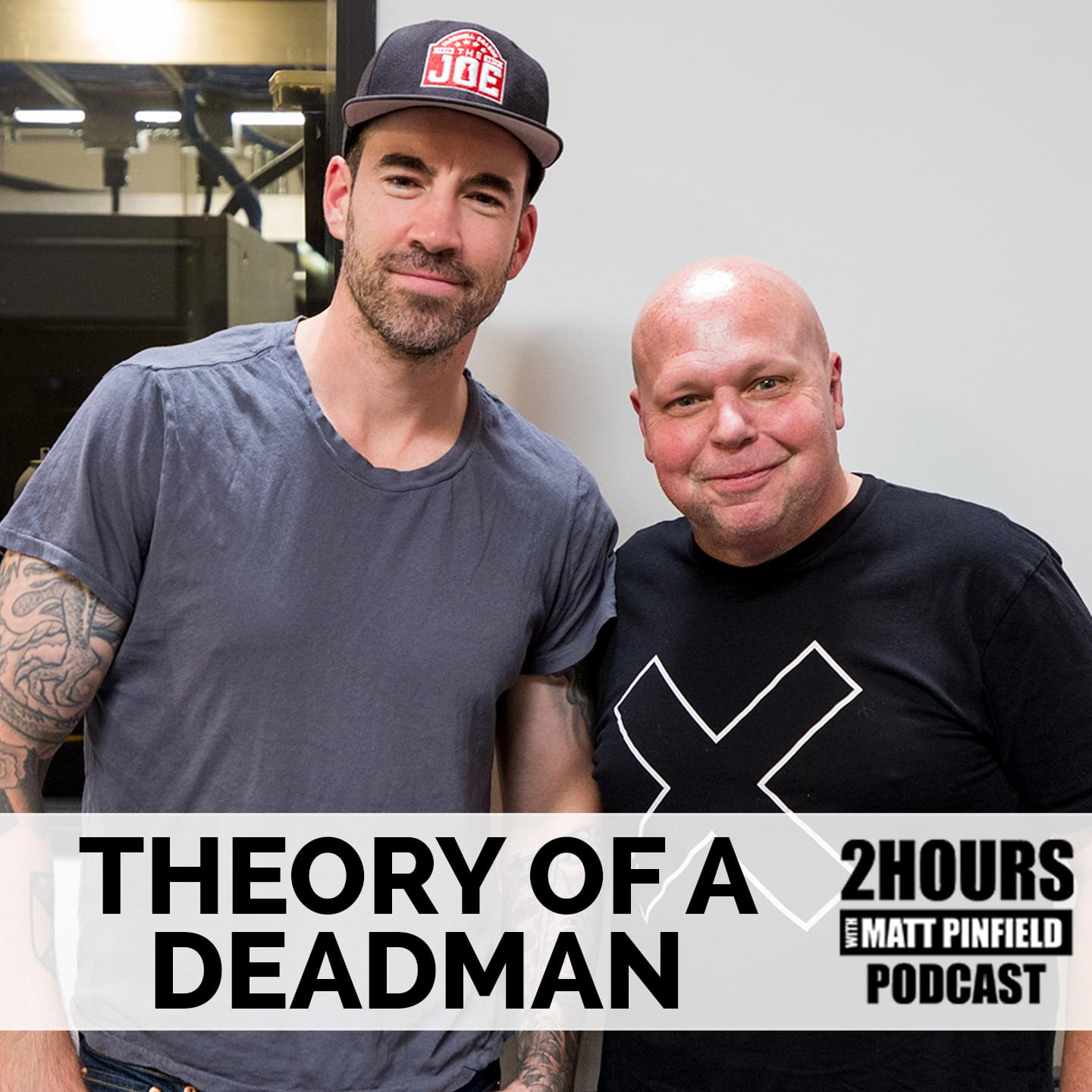 Theory Of A Deadman Pod SQUARE