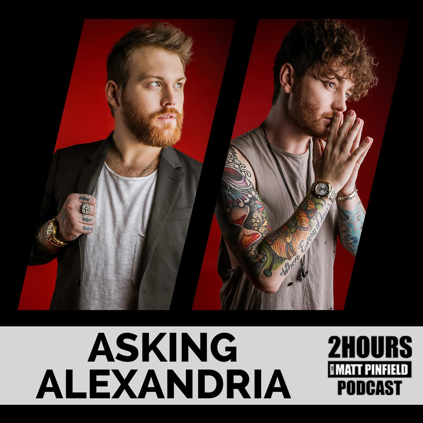 Asking Alexandria Pod SQUARE