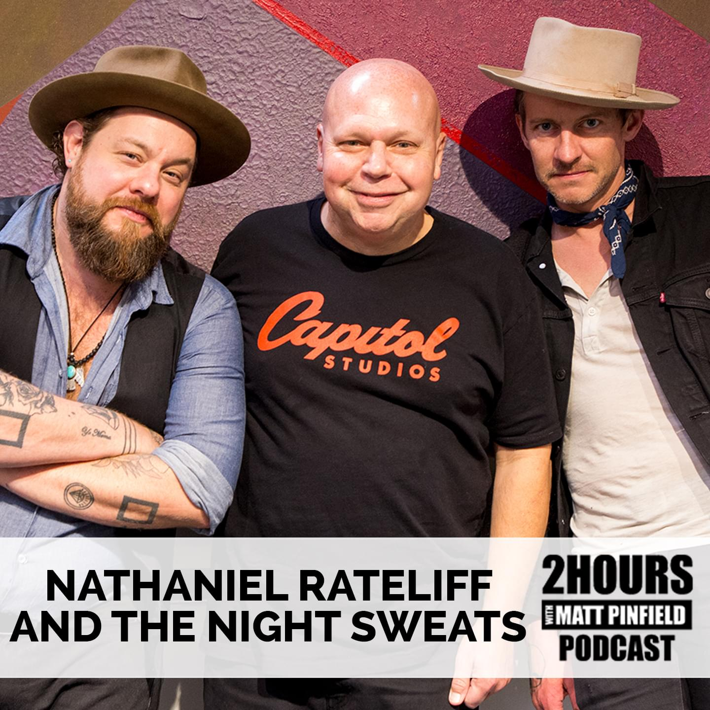 Podcast: Nathaniel Rateliff and the Night Sweats