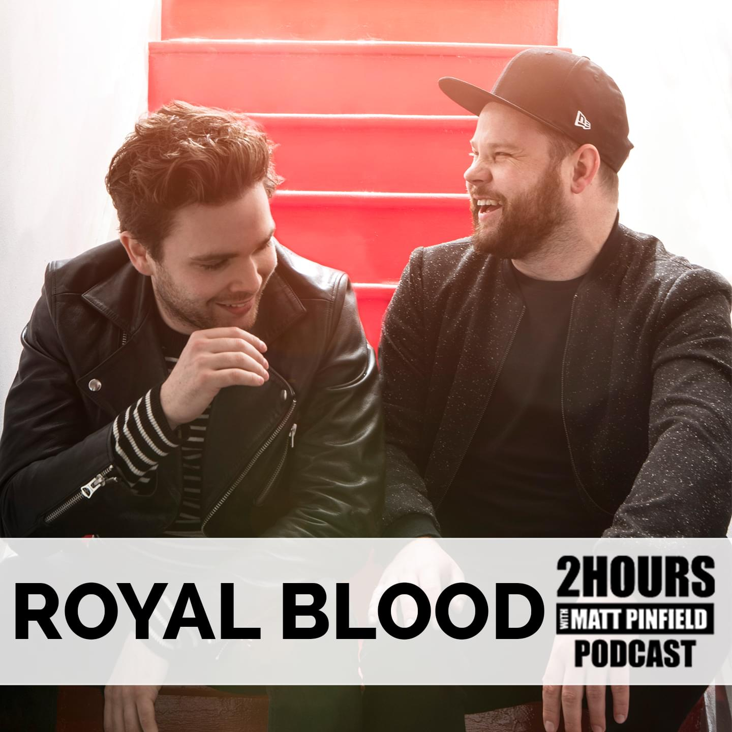 Royal Blood Pod SQUARE