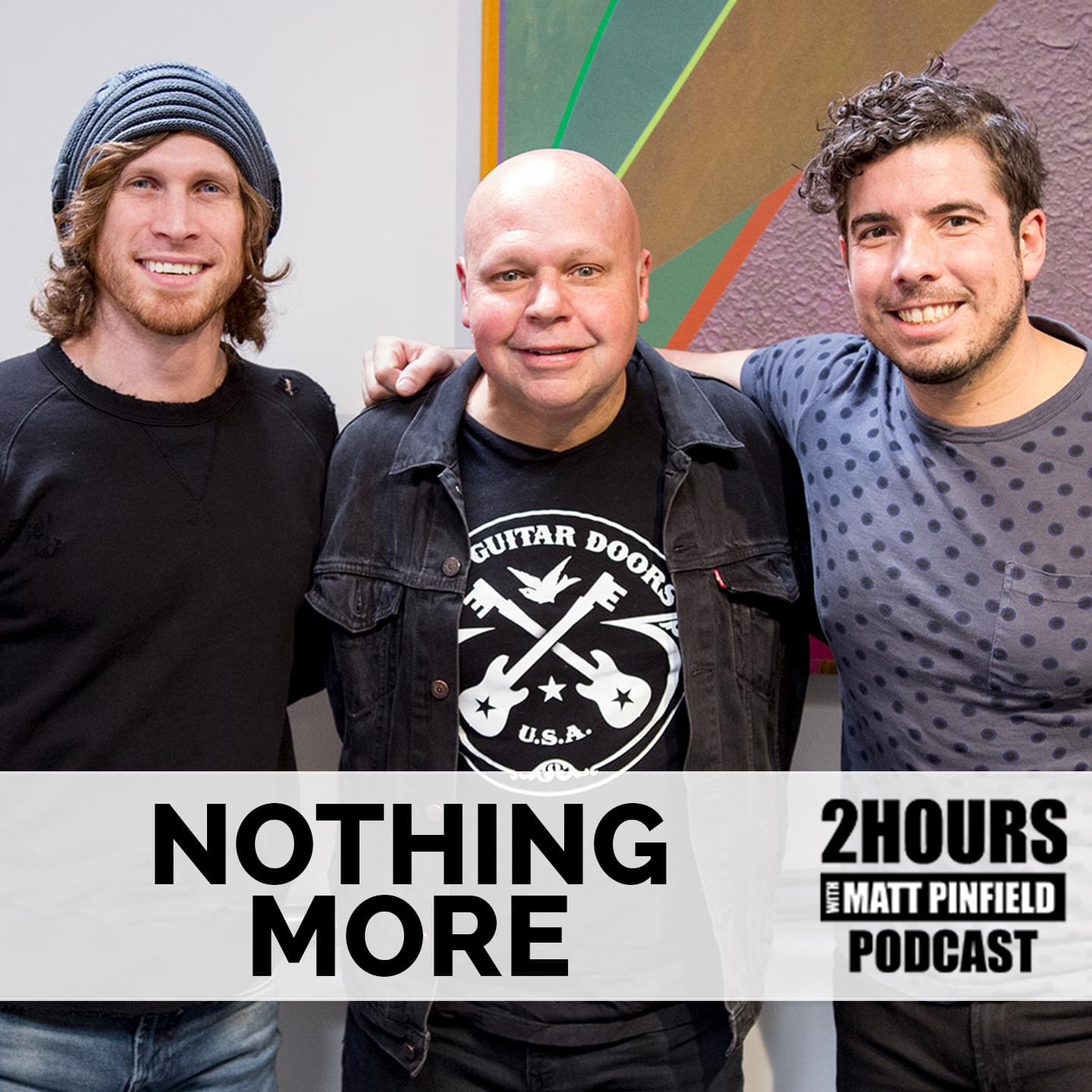 Podcast: Nothing More/Andrew W.K.