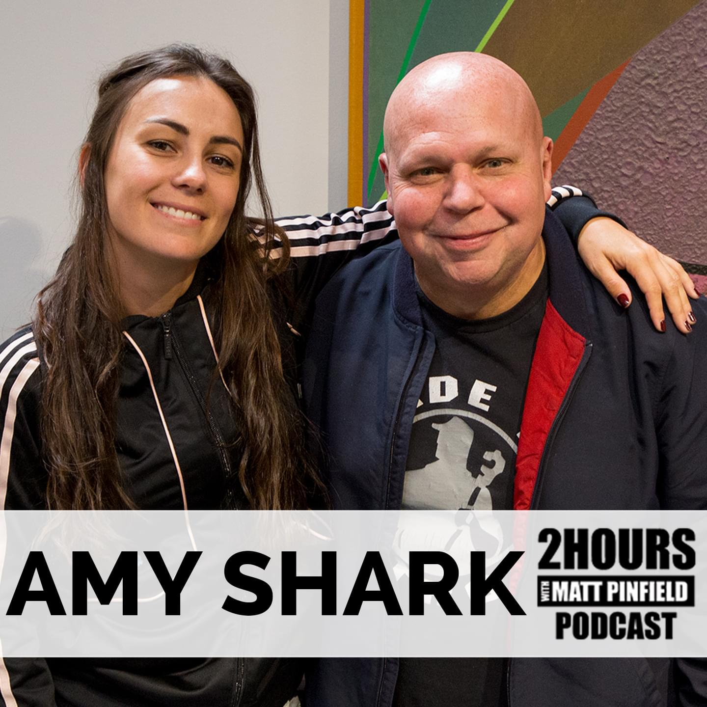 Amy Shark Pod SQUARE