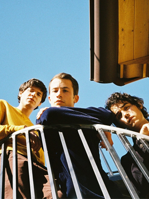 Music Discovery: Wallows