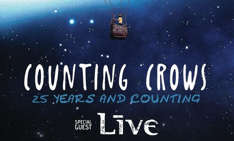 July 29 – Counting Crows