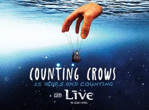 Win Tickets to see Counting Crows!