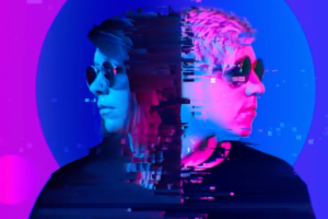 WATCH: Robert DeLong & K. Flay (What's their favorite color?)