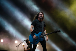 Grohl, Party Of One?