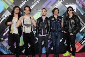 The Strokes Play Benefit Concert