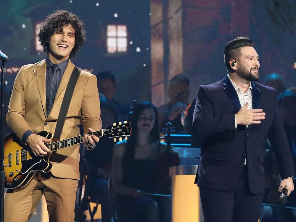 Dan + Shay to Perform at 2019 Billboard Music Awards