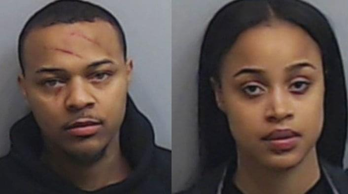 Bow Wow & Kiyomi Leslie – Explosive Elevator Video Moments Before Domestic Violence Incident