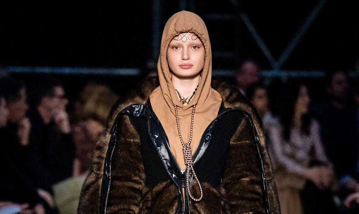 'Suicide isn't fashion': Burberry apologizes for hoodie with noose around the neck
