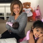 Hoda Kotb adopts second daughter Hope Catherine
