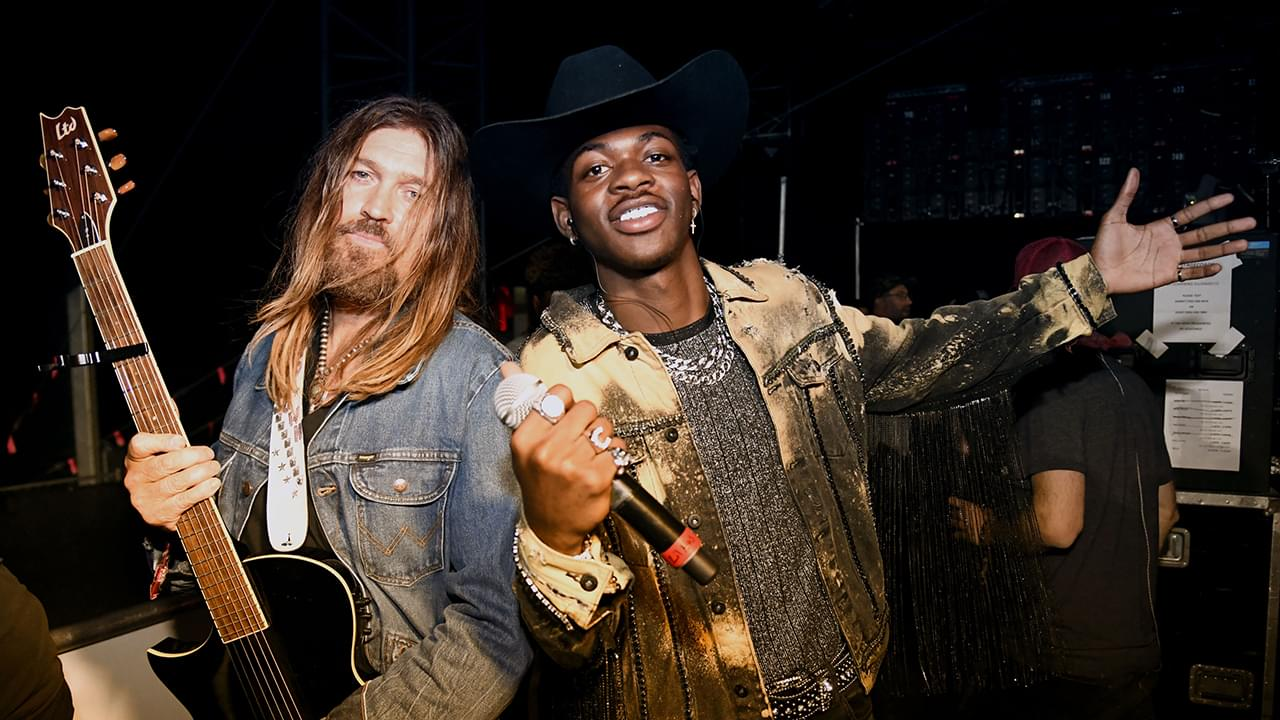 Lil Nas X thanks Billy Ray Cyrus by gifting him a $150K Maserati