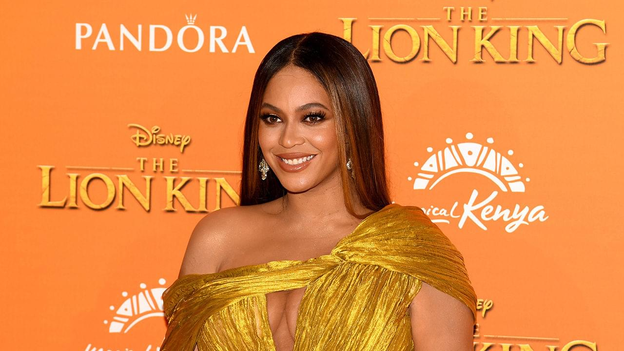 Beyonce unveils tracklist for 'Lion King' companion album 'The Gift'