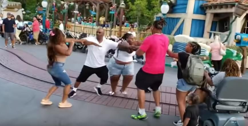 Disneyland fight: Charges filed in brawl among family members