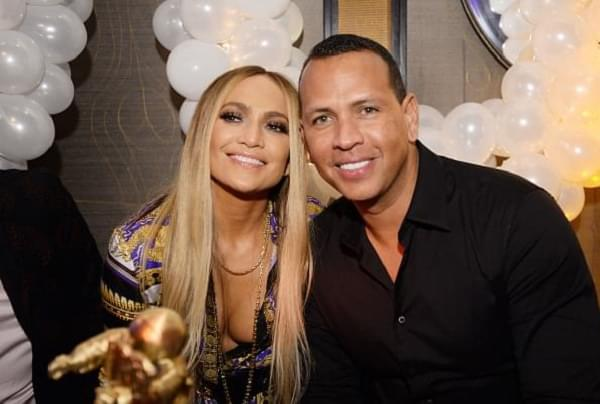 Jennifer Lopez & A-Rod Got Engaged And The Ring Is MASSIVE [PHOTO]