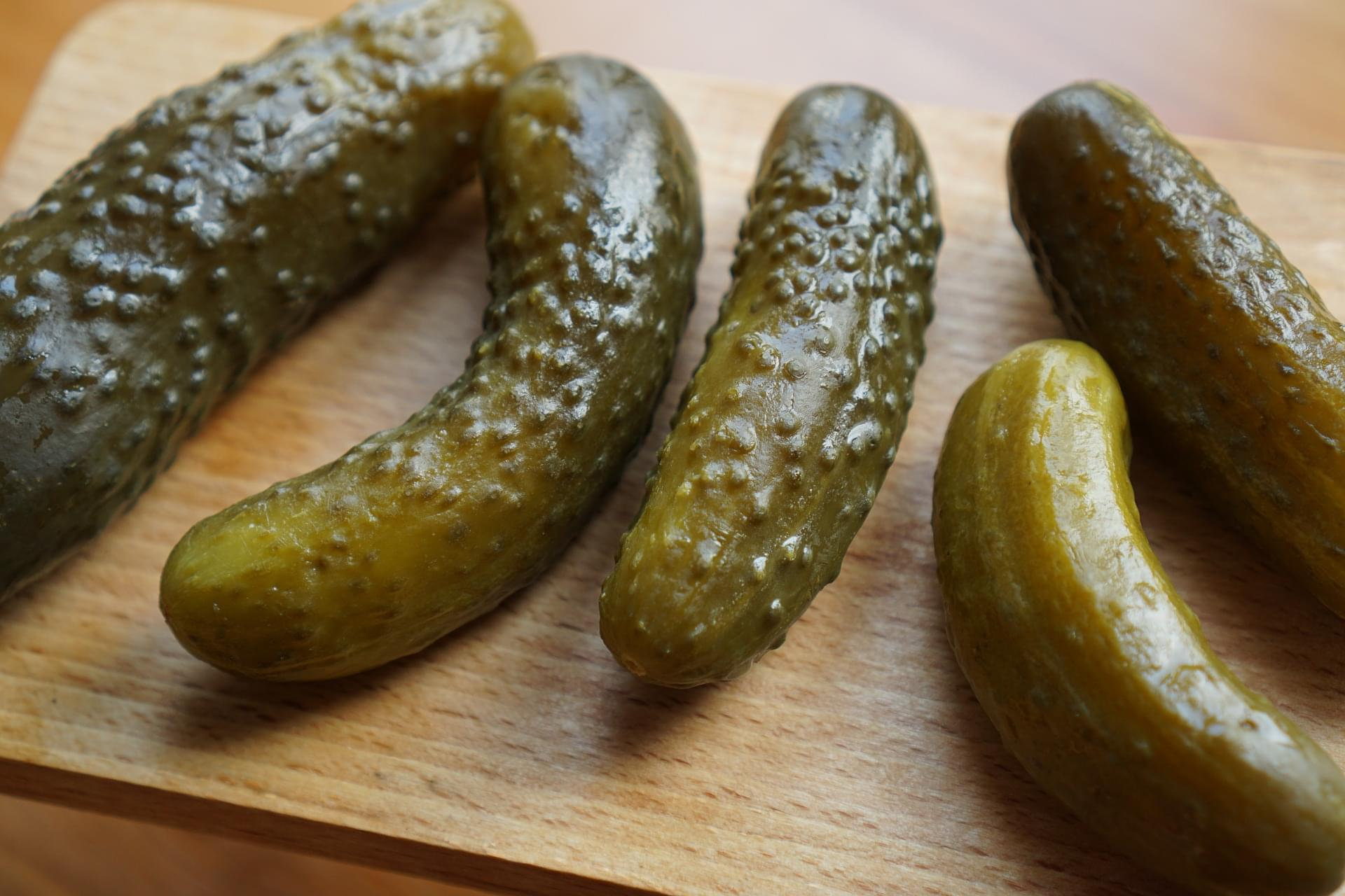 Sandwich Shop Ditches Bread For New Viral Pickle Sandwiches [PHOTO]