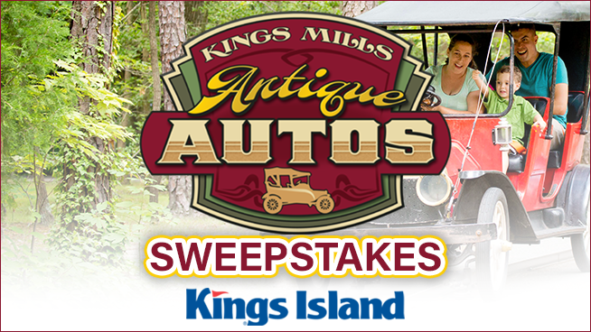 Kings Mills Antique Auto Sweepstakes