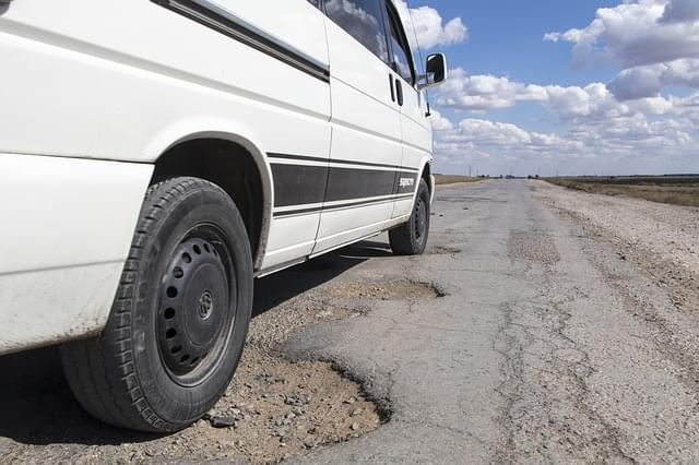 Potholes Surpassed As The Top Complaint In Indianapolis By These