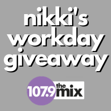 Nikki's Workday Giveaway!