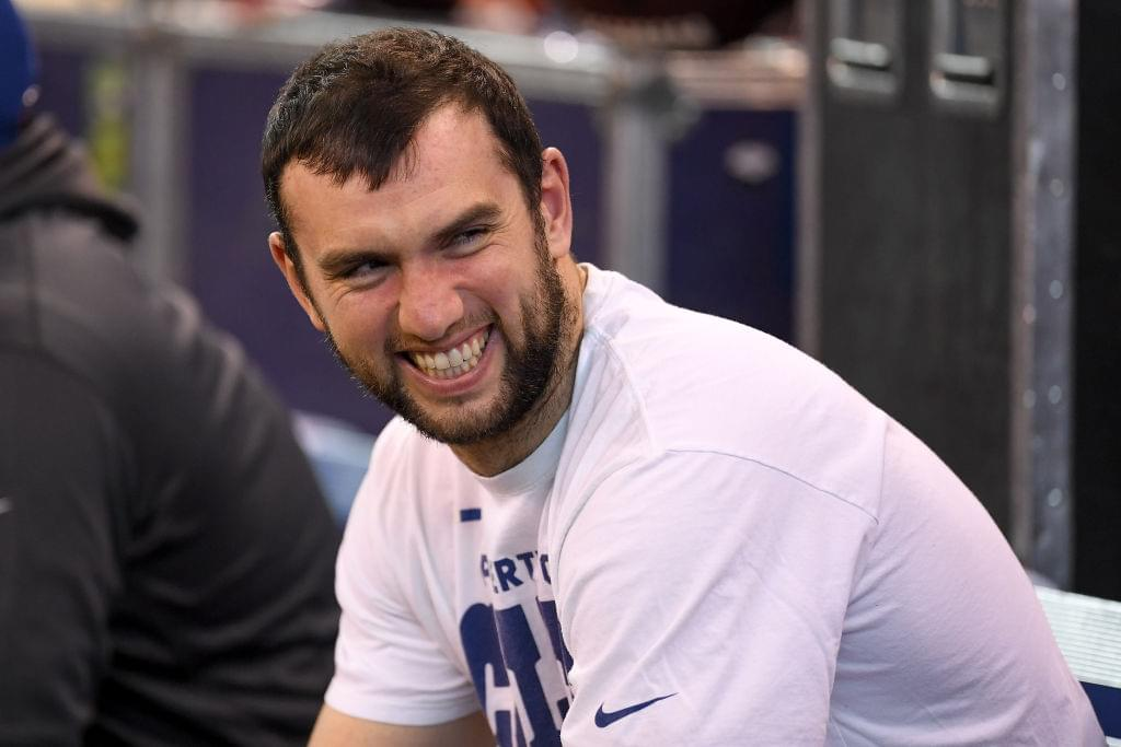 Andrew Luck And Wife Nicole Expecting Their First Child