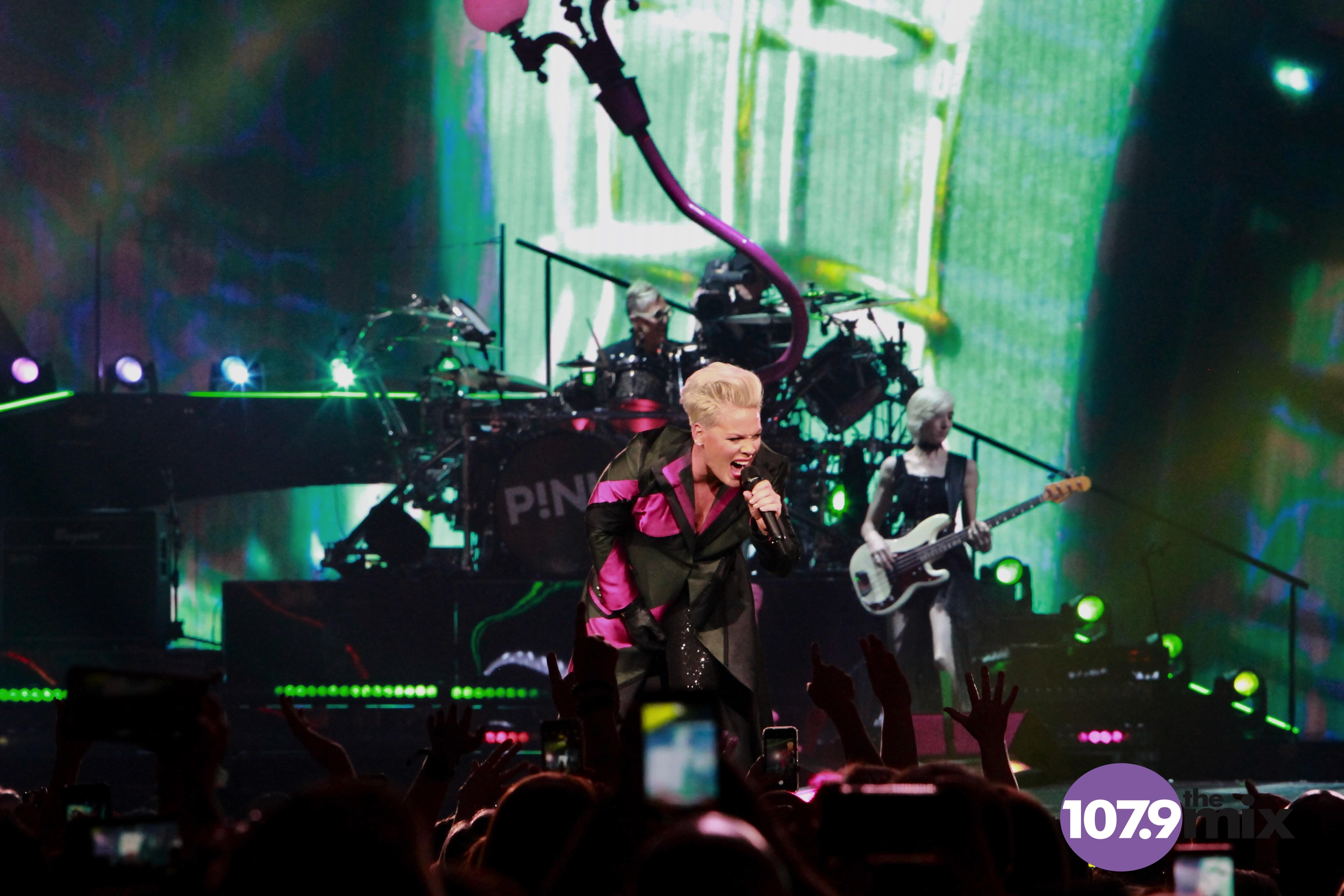 P!nk – 4/30/19 @ Bankers Life Fieldhouse