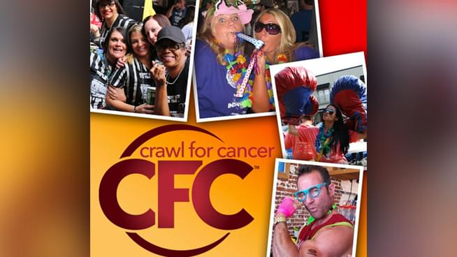 Crawl for Cancer 2019