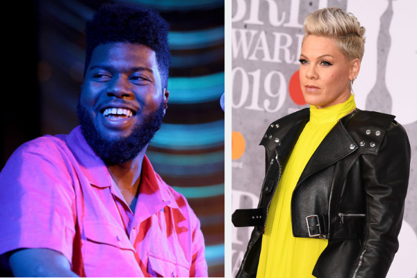 P!nk Collabs With Khalid [VIDEO]