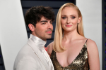 SURPRISE! Sophie Turner And Joe Jonas Get Hitched In Las Vegas [VIDEO]