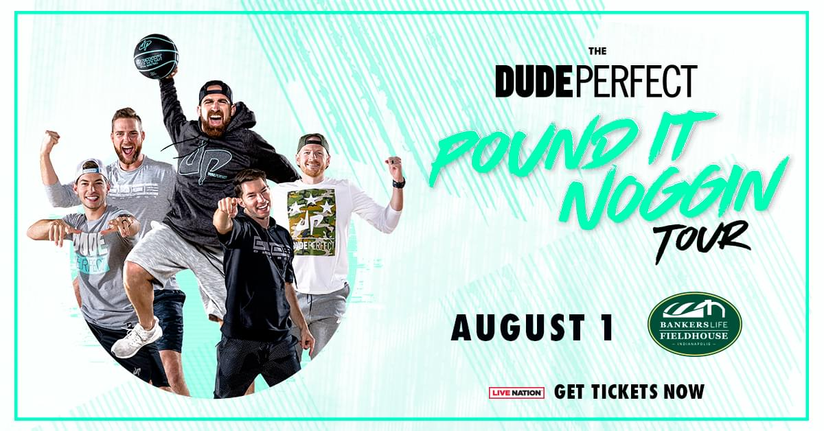 August 1 – Dude Perfect