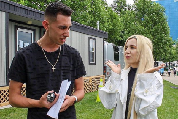 ZPL's Tommy Talks With Ava Max [WATCH]