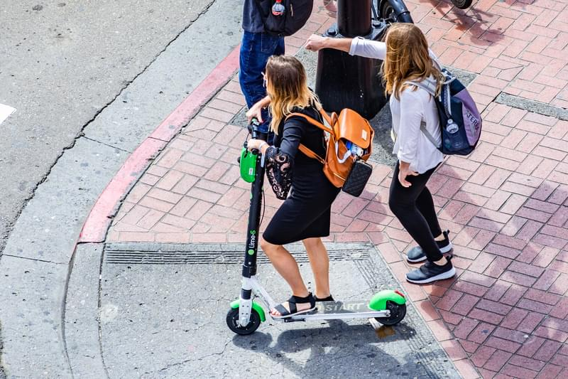 What Is The Future Of Scooters On Indy Sidewalks?