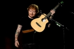 [VIDEO] Ed Sheeran's Latest Is A Rock Song With Chris Stapleton And Bruno Mars