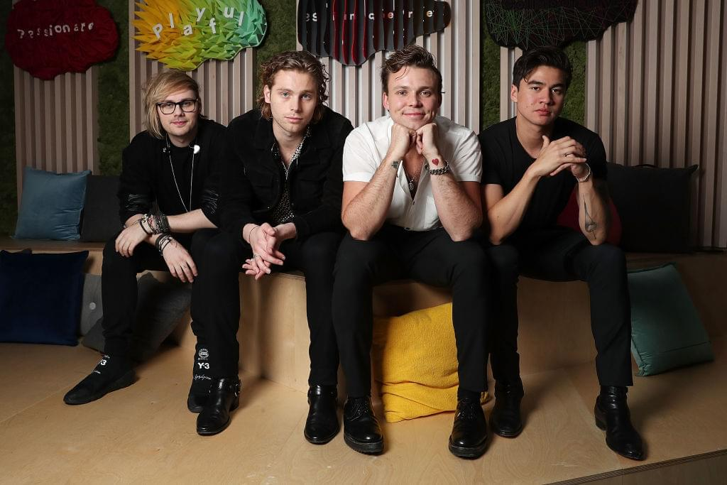 5 Seconds Of Summer Releases New Song With An Intense Video [WATCH]