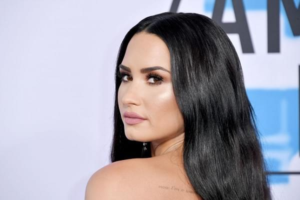 [LOOK] Demi Lovato's Bikini Pic Is Revealing In More Ways Than One