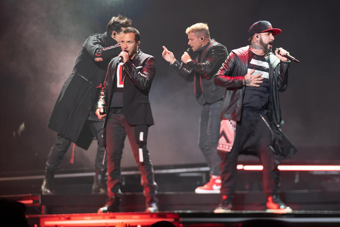 September 10 – Backstreet Boys @ Bankers Life Fieldhouse