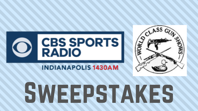Indy Gun & Knife Show Sweepstakes