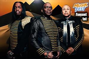 999 The Hawk Presents Earth, Wind & Fire at Musikfest!