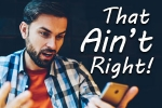 That Ain't Right! – 6/18/19
