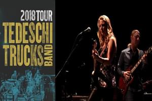 Tedeschi Trucks Band at The Mann in Philly July 10th