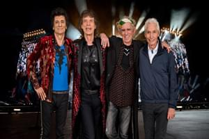 The Rolling Stones at Lincoln Financial Field July 23rd