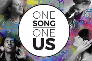One Song, One Us